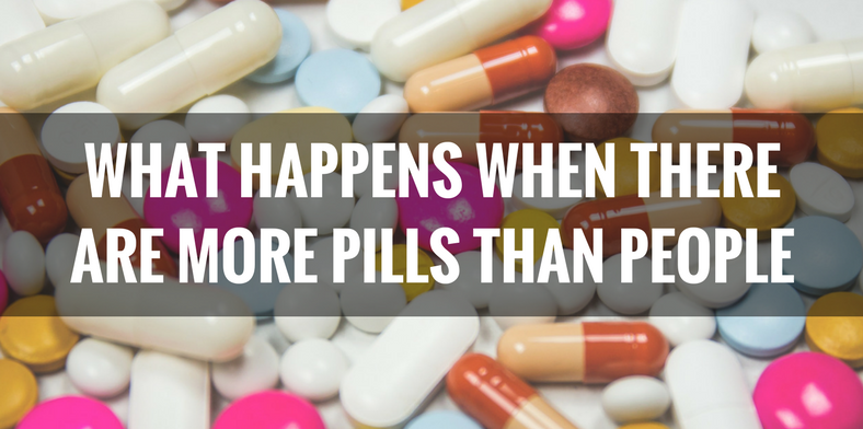 What Happens When There Are More Pills Than People