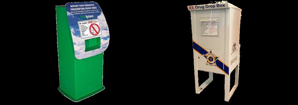 ETXRx Dosposal Boxes