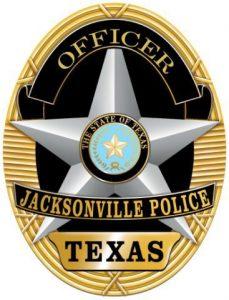 Jacksonville Police Texas