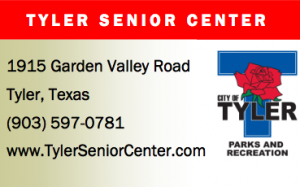 Tyler Senior Center